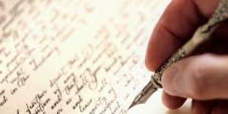 Navigating Grief: A Journaling and Meditation Workshop tickets