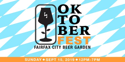 Oktoberfest - Fairfax City Beer Garden