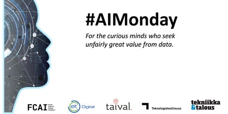 #AIMonday Helsinki - 2nd of September 2019  tickets
