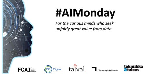 #AIMonday Helsinki - Nothing but feelings