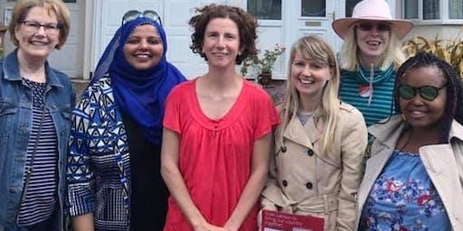 Oxford Labour Women Summer Meet UP