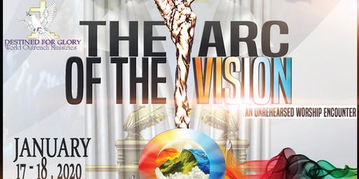 UNREHEARSED WORSHIP ENCOUNTER: THE ARC OF THE VISION