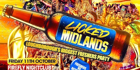 Licked Midlands tickets