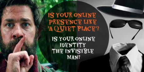 Tips & Tricks for Driving Online Engagement & Protecting Your Online Identity tickets