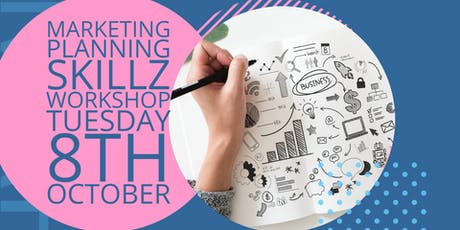 Marketing Planning Skillz Workshop tickets