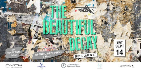 THE BEAUTIFUL DECAY tickets