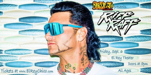 Blaze N J's Presents Riff Raff, Blaze1 and more!