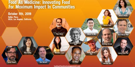Food Health and Technology Summit- Los Angeles tickets