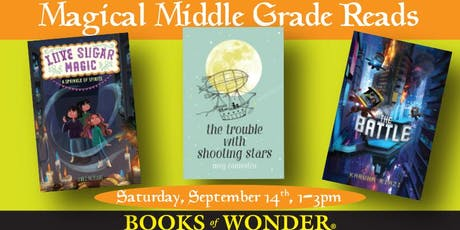 Magical Middle Grade Reads! tickets