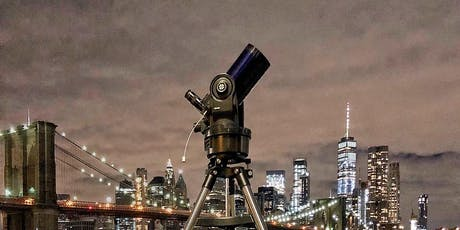 Stargazing in New York City's Central Park! tickets