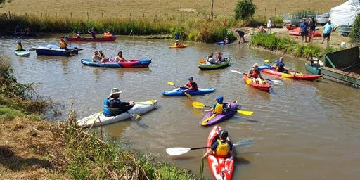 P&P Paddlesport Day - Beavers (postponed from 10/08)