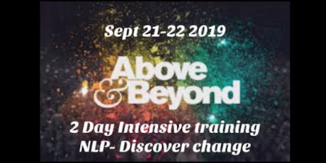 NLP Above and Beyond 2 Day Intensive £150 tickets