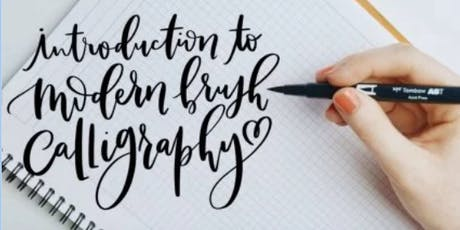 Coffee & Calligraphy Workshop tickets