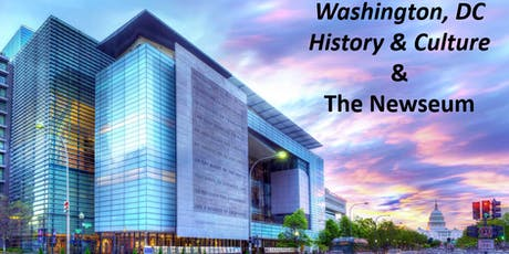 Newseum FREE Admission During Smithsonian Museum Day - A $24.95 Savings! tickets