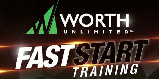 Worth Unlimited Fast Start Training (Virginia/Maryland/DC)