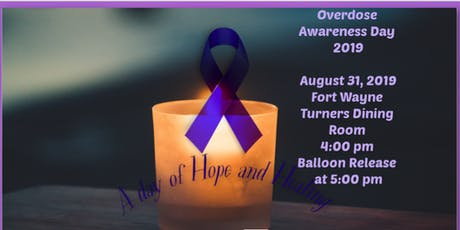 Overdose Awareness Day  tickets