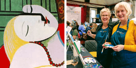 ARTYPARTY - Give Art a Go! Paint Picasso's Le Rêve - 1st drink free! tickets