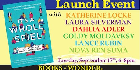Launch Event for IT'S A WHOLE SPIEL!! tickets