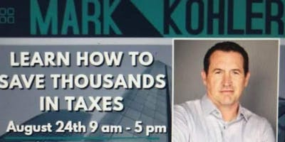 Learn How to Save in Taxes