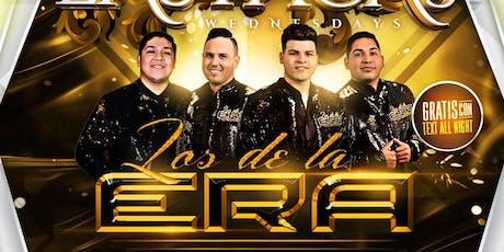 Miércoles de Banda - LOS DE LA ERA - BANDA LOS PLEBES tickets