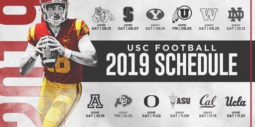 USC Alumni Chapter of San Antonio – USC vs. BYU Game Watch