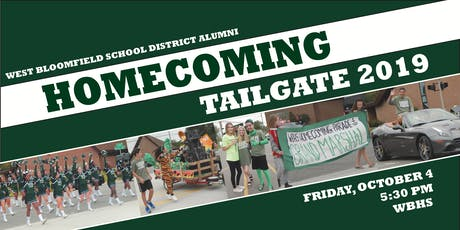 2019 West Bloomfield Alumni Homecoming Event tickets