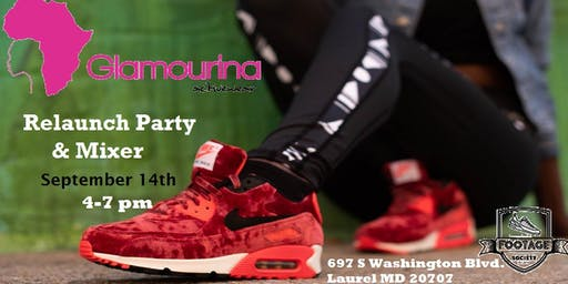 Glamourina Relaunch Party & Mixer