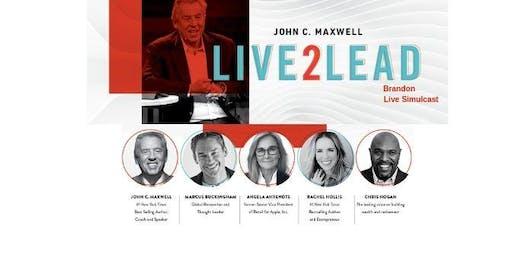 Live2Lead Brandon Live Simulcast