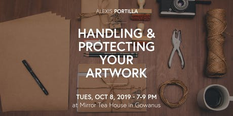 Handling & Protecting Your Artwork tickets