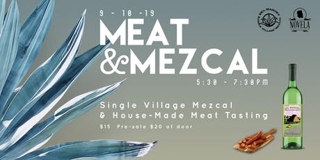 Meat & Mezcal tickets