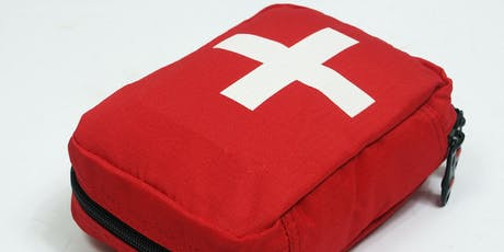 MTA Coast to Coast Region: Red Cross First Aid Training, Blenheim tickets