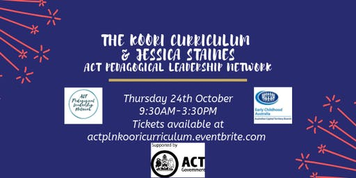 The Koori Curriculum with Jessica Staines