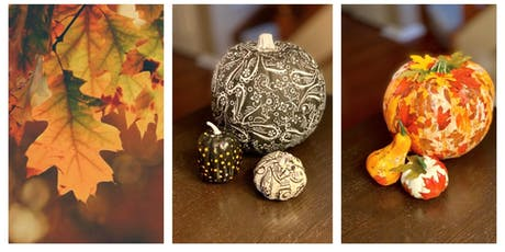 ART BAR SEPTEMBER 10 - Decorated Pumpkins tickets