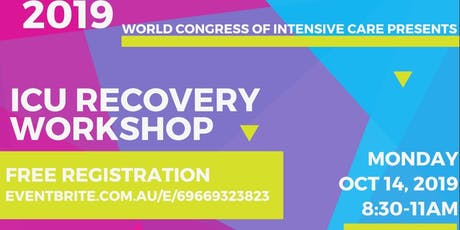 ICU Recovery Workshop tickets