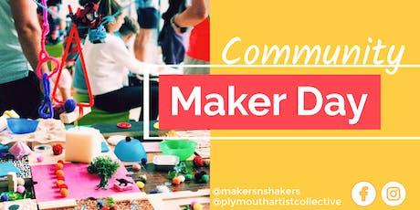 Community Maker Days tickets