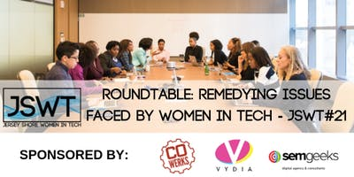 Roundtable: Remedying Issues Faced by Women in Tech - JSWT #21