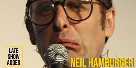Neil Hamburger tickets