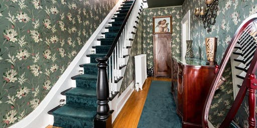 Haunted Mansion Investigation