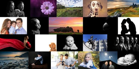 Photography and Editing Workshop – The 4 x 4 x 4 4antastic tickets