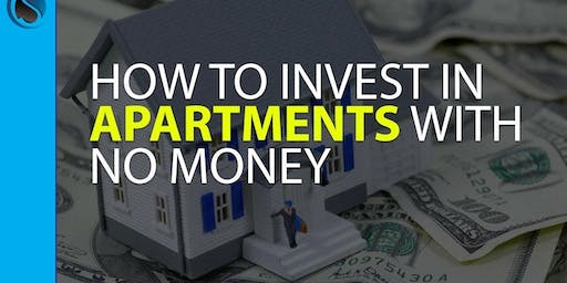 Apartment Investors Club: How to buy apt bldgings w/out banks (Raise $)