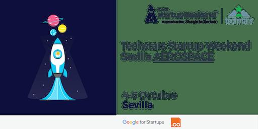 Techstars Startup Weekend Sevilla AEROSPACE