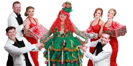 December 1 (Afternoon) : The June Rodgers Christmas Show 2019 tickets