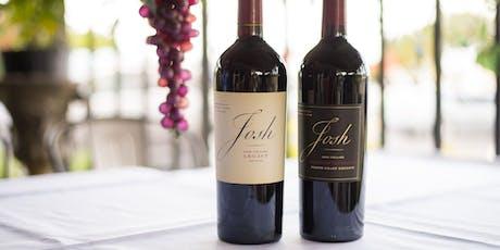 Josh Cellars Wine Dinner tickets