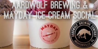 Aardwolf & Mayday Ice Cream Pairing