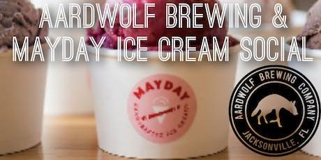 Aardwolf & Mayday Ice Cream Pairing tickets
