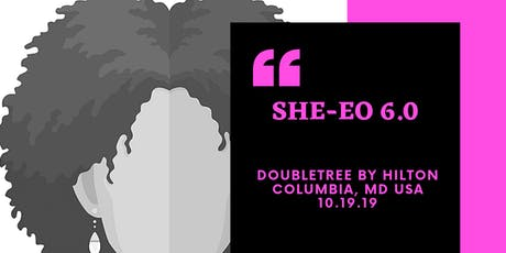 She-EO (6.0) Columbia MD tickets