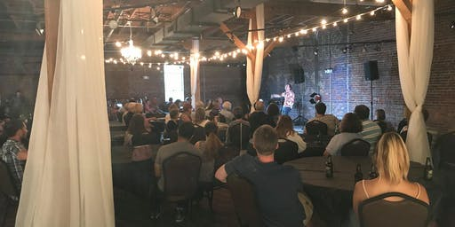 Between2Clouds' Comedy Night: The Cotton Company