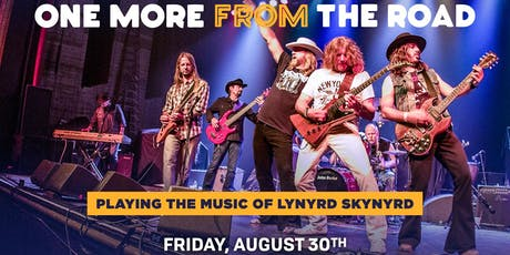 One More From The Road - Tribute to Lynyrd Skynyrd tickets