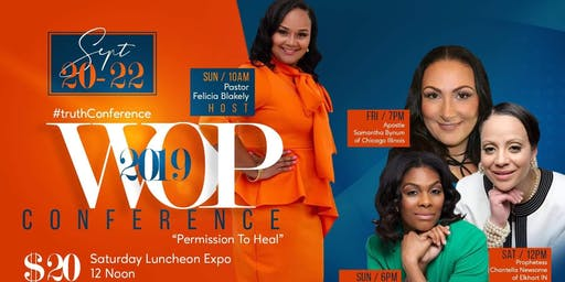 WOP CONFERENCE 2019