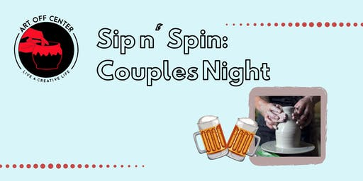 Sip and Spin-Couples Night Out